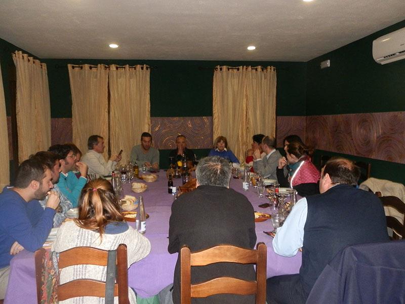 Encuentro de blogueros #DescubreHuelva