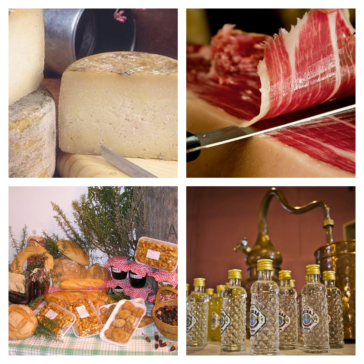 Gastronomía Cuenca Minera