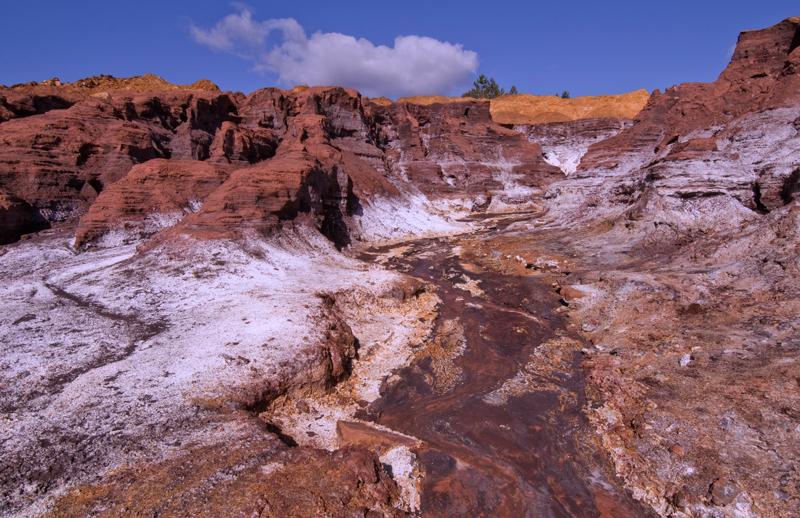 Río Tinto. Cuenca Minera.