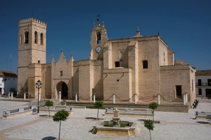 Iglesia de San Bartolomé. Villalba del Alcor