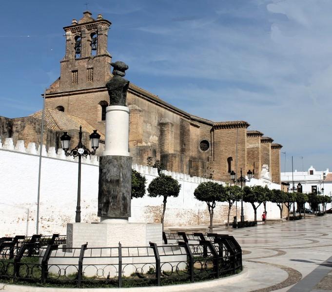 Descubrimiento. Convento de Santa Clara. Moguer