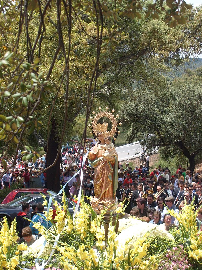 Nuestra Señora de los Remedios, Arroyomolinos de León.