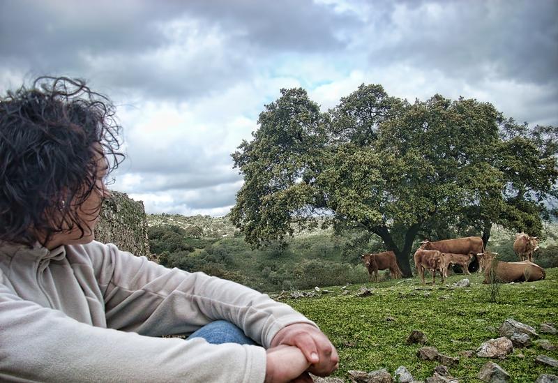 Pasar un día de relax en este entorno es todo un placer. Autora: Ángela González Pérez.