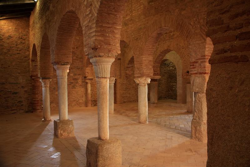 Mezquita de Almonaster. Autor: Marcos Manuel Gómez Carmelo.