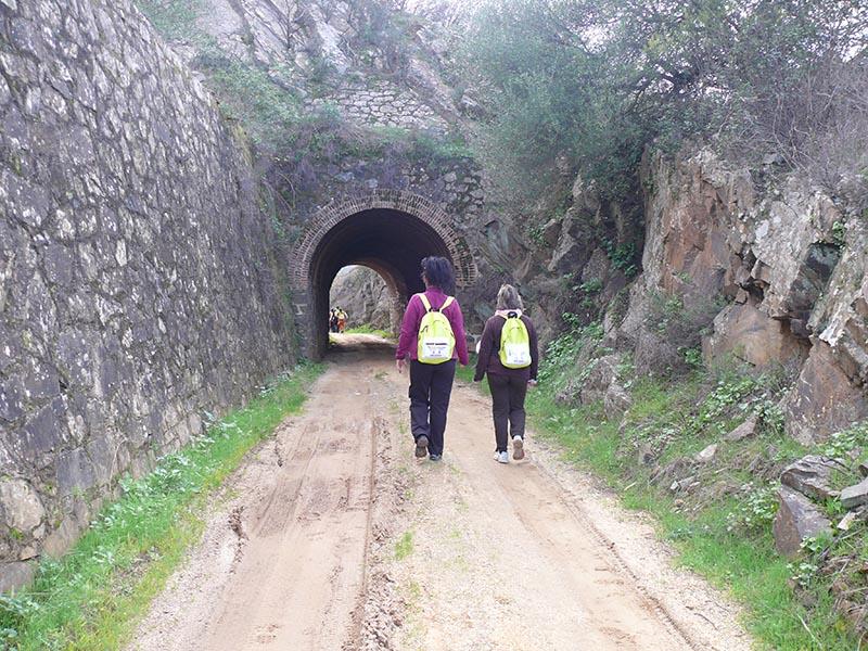 Via Verde del Guadiana.