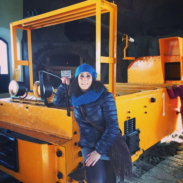 Museo Minero Riotinto. Foto: Patricia Ortega Carbajo