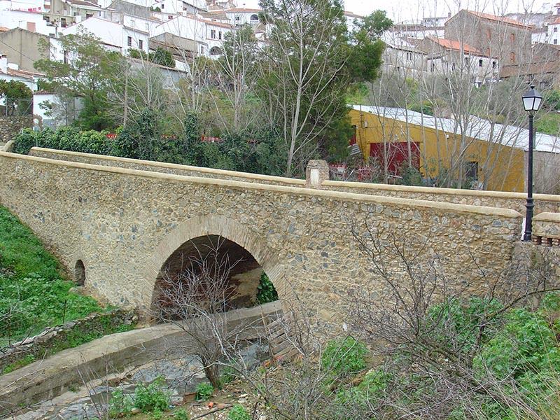 Puente Pelambres. Aroche.