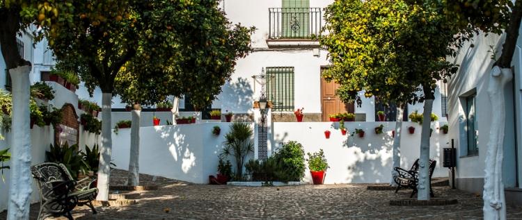 Barrio del Cerrillo. Hinojos.