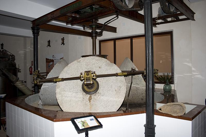 Museo del Aceite, San Bartolomé de la Torre.