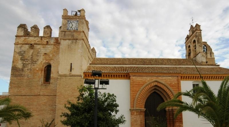 Iglesia Santiago el Mayor.