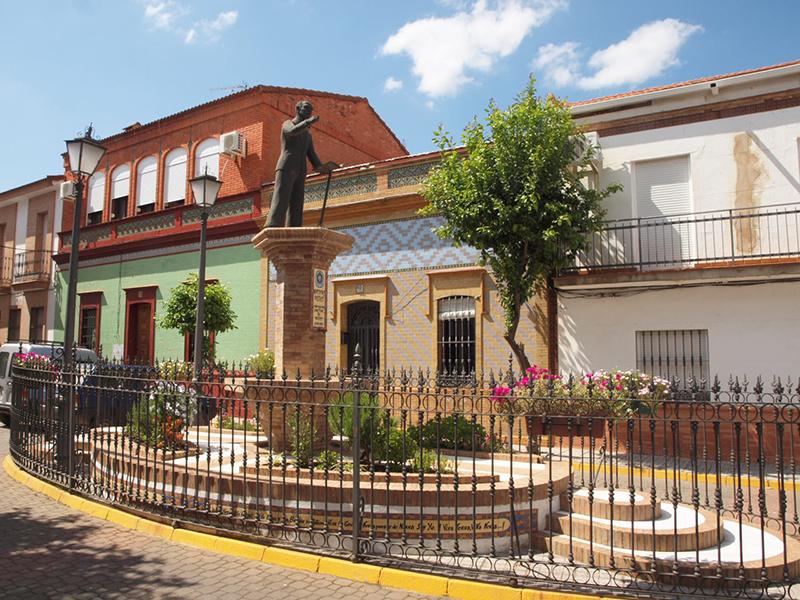 Plaza Maestro Rojas