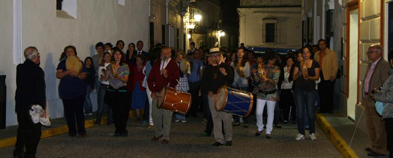 En Almonaster la Real se celebra la tradicional Jira de la Fuente.