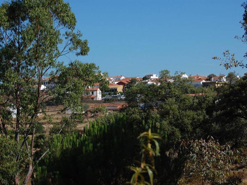 Vista panorámica de El Campillo