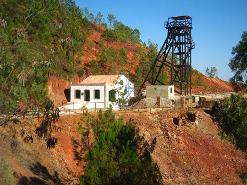 Malacate minero