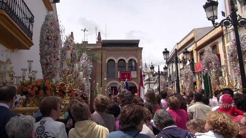 Los bonariegos acogen cada año esta fiesta.