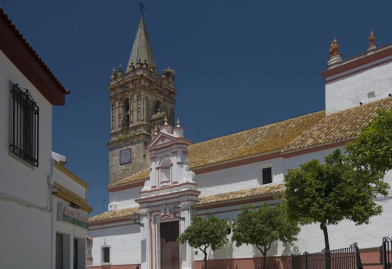 Iglesia Parroquial del Divino Salvador.