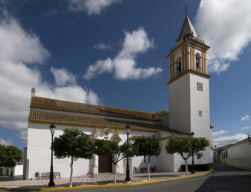 Iglesia de San Vicente Mártir.