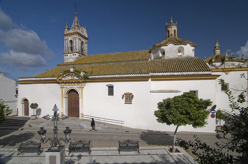 Iglesia Nuestra Señora de la Asunción, Bonares.