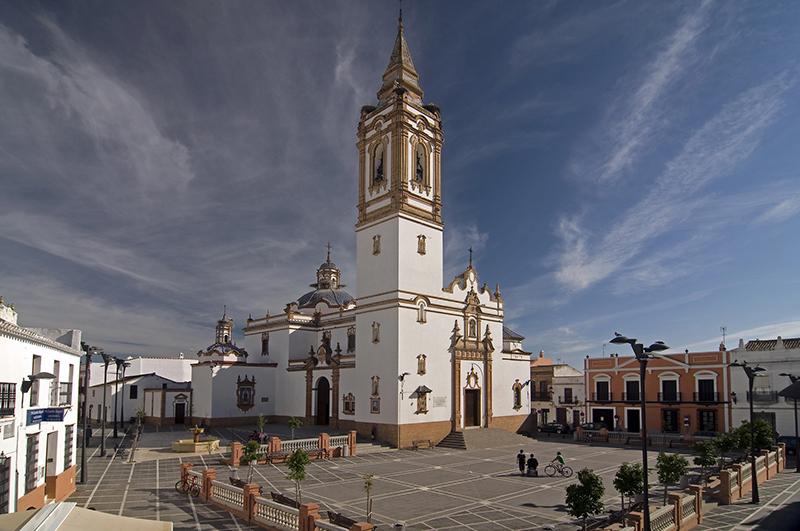 Iglesia de San Bartolomé, Rociana del Condado.