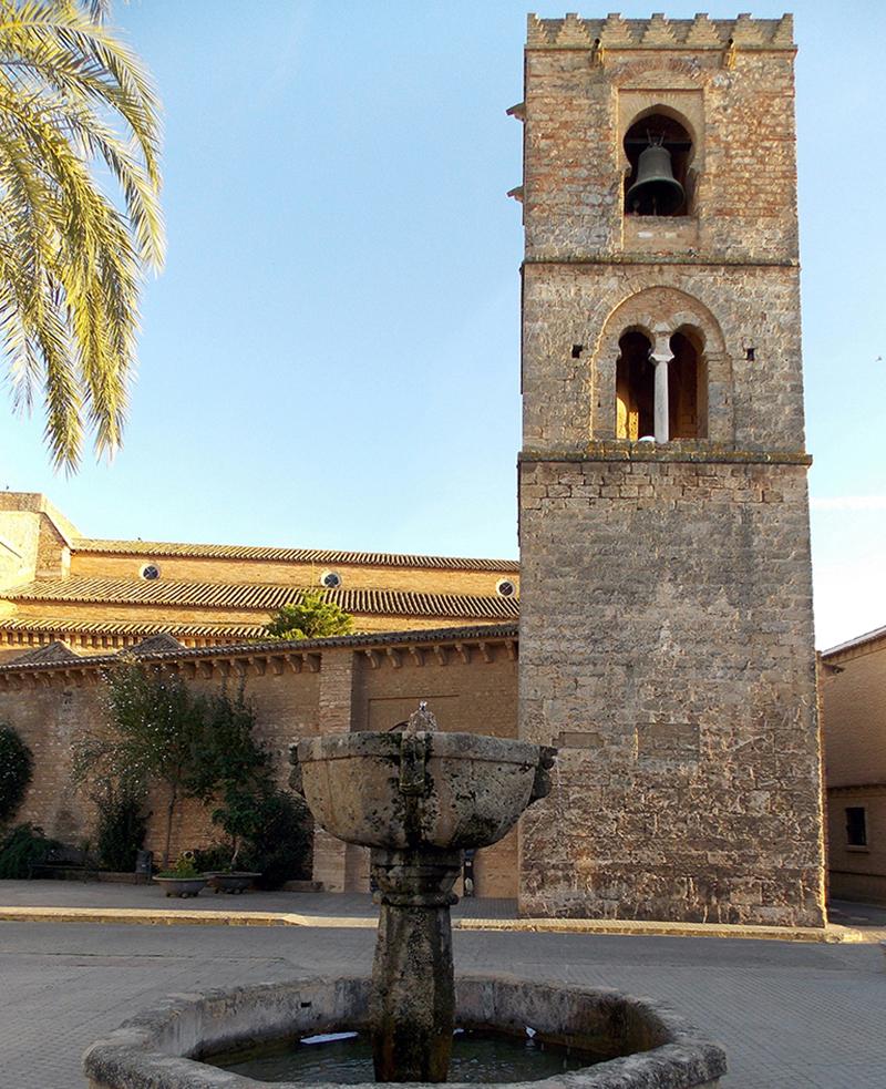 Iglesia Santa María de la Granada, Niebla.