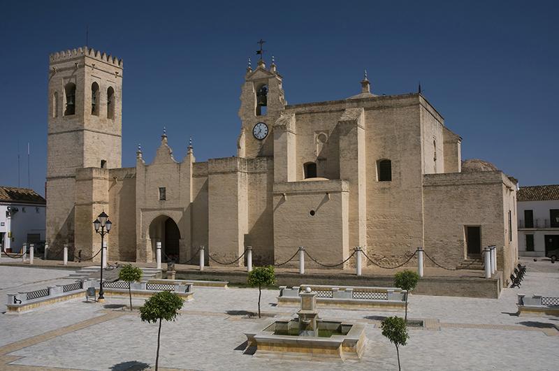 Iglesia de San Bartolomé, Villalba del Alcor.
