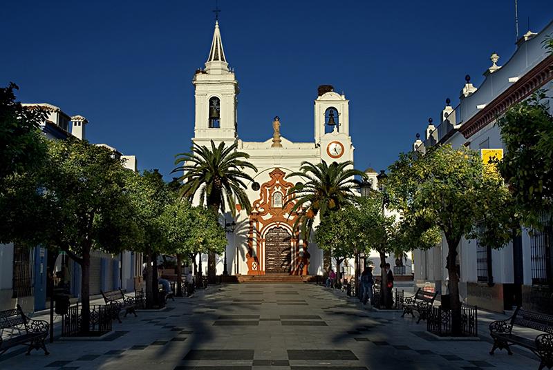 Iglesia Nuestra Señora de la Asunción, Almonte.