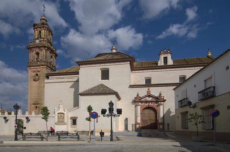 Iglesia de la Purificación, Manzanilla.