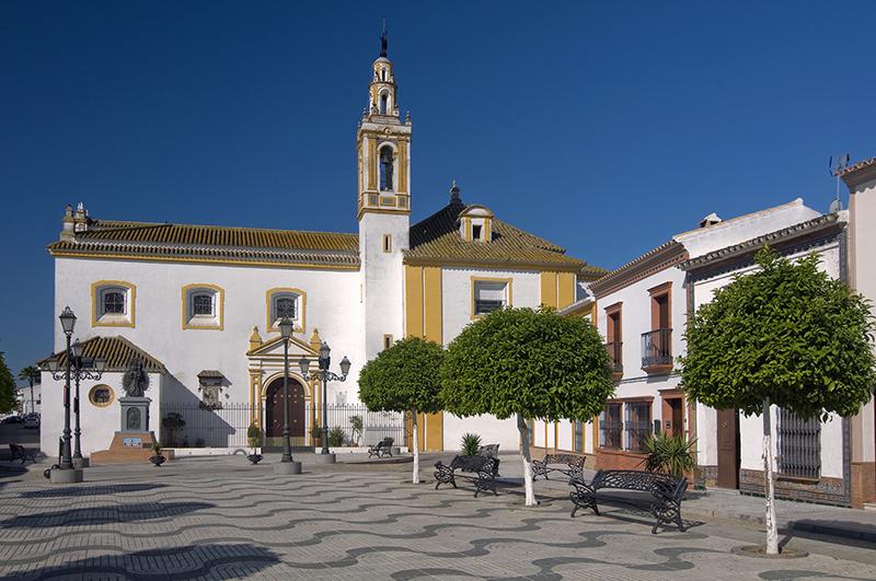 Iglesia Nuestra Señora de la Estrella, Chucena.