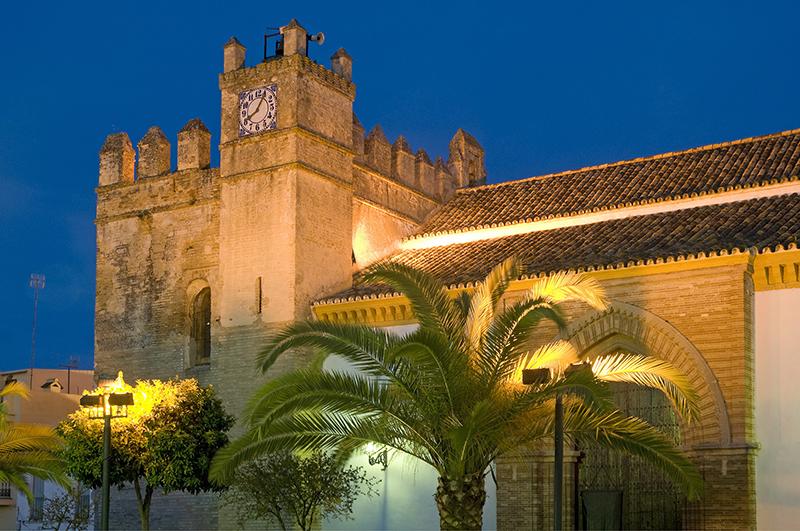 Iglesia de Santiago el Mayor, Hinojos.
