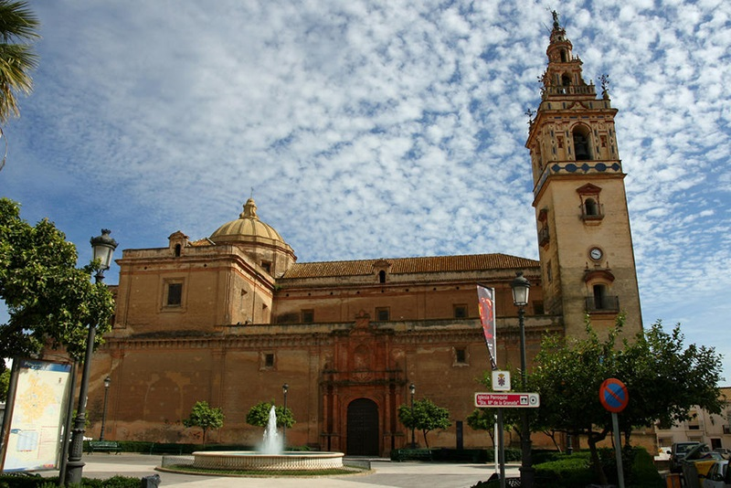 Iglesia Nuestra Señora de la Granada, Moguer.