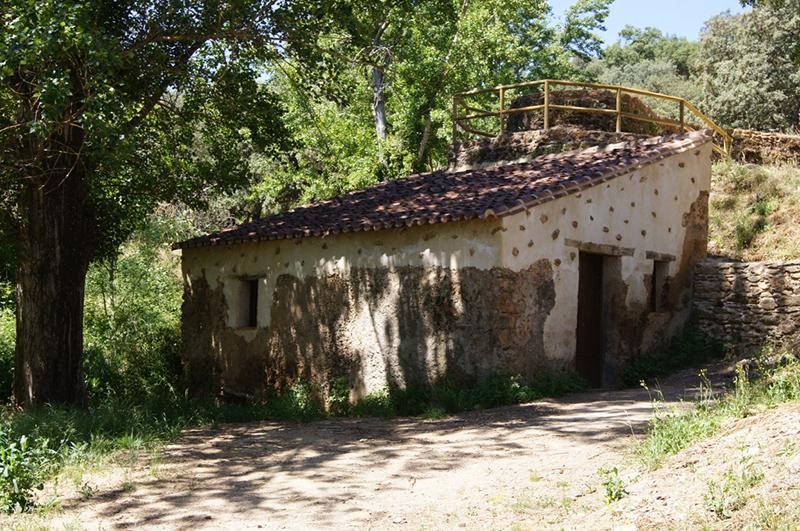 Molino de Puerto Moral.