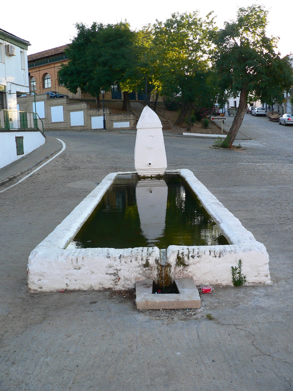 Pilar Viejo de Zalamea