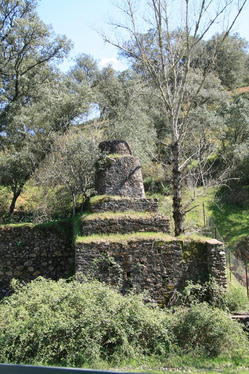 Ruta de los Molinos de Cortegana.